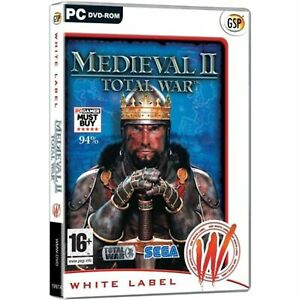 Medieval II: Total War (PC DVD-ROM Game) - New Sealed