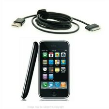 2m Long Sync & Charge USB Data Cable for the Apple iPhone 4S