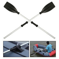 13.9x3.7cm//5.5x1.5inch PVC Screw-On Kayak Canoe Paddle Blade Replacement