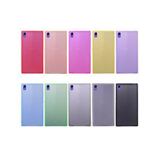 Stylish 0.3MM Ultra-thin Clear Matte Phone Case Cover Skin For Sony Xperia Z2
