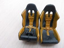 JADA 1/24 SCALE GENUINE HOBBY PARTS (IMPORT RACER BUCKET SEATS) ALREADY PAINTED