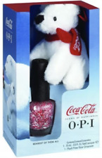 OPI BEAREST OF THEM ALL With free Bear 15ml Nail Polish Bottle **GREAT VALUE**