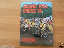 GRAND PRIX MOTOCROSS 1974,EK SIDECARCROSS,MOISSEEV KTM,MIKKOLA HUSQVARNA,AW01