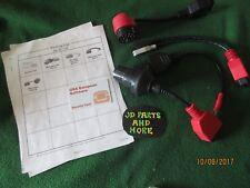 New Genuine Otc Pegisys Diagnostic Usa Europen Cable Starter Kit 3825 01