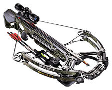NEW Barnett Ghost 375 Crossbow Package 4x32 Ill. Scope and Triggertech - 78100