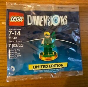 Lego Dimensions (71342) - Green Arrow - LIMITED EDITION - *New & Sealed*