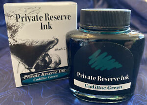 Private Reserve Ink Bottle Cadillac Green 60ml