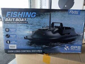 GPS Fishing Bait Boat 500M Wireless Fishfinder Assist Smart RC Boat