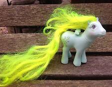 Vintage My Little Pony Morning gloire Hasbro années 1980