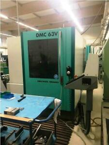 DMG DMU 50 T Universal Bearbeitungszentrum