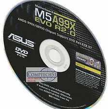 ASUS M5A99X EVO R2.0 MOTHERBOARD AUTO INSTALL DRIVERS M3215 WIN 10