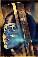 METROPOLIS MARIA Giant Wall Art Print Picture Poster PRINT MPM01 A0 A1,A2,A3,A4