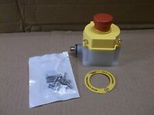 29989 Banner New Emergency Stop Button Switch Station Box Ssa Eb1plyr 12ed1q8