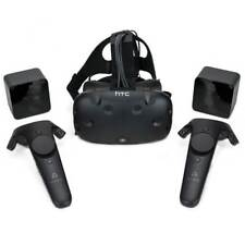 ***3 Day Sale*** HTC VIVE VR Virtual Reality System Headset - Complete Package