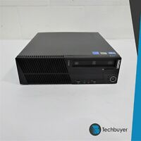 Lenovo ThinkCentre M91P SFF i7 2600S 16GB Ram 256GB SSD Windows 10 Pro Desktop