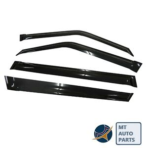 For Nissan Armada 2017-2021 Guard Window Visors Door Vent Deflector Shield