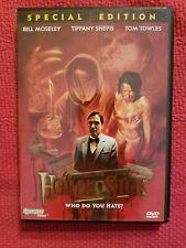 Home Sick Bill Mosley Adam Wingard horror (Synapse Films Dvd, 2008)