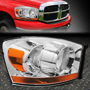 FOR 07-10 DODGE RAM TRUCK OE STYLE FRONT DRIVING HEADLIGHT LAMP RIGHT CH2503180