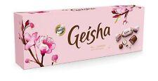 FAZER GEISHA Milk Chocolate Pralines with Soft Hazelnut Filling 350g