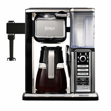 Brand New Ninja Coffee Machine Maker Bar Glass Carafe System Black Silver CF090A