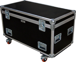 4 x 2 x 2 Swan Flight Case Road Cable Trunk (Hex)