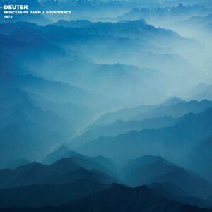 Deuter - Princess Of Dawn / Soundtrack LP ambient kraurock new-age