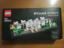 LEGO 4000016 Billund Airport - Special Edition - NEW SEALED Retired Rare