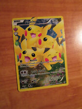 NM FULL ART Pokemon PIKACHU Card GENERATIONS RC29/RC32 Radiant Collection Promo