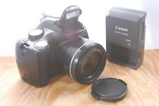 Canon SX30 IS Digital Camera: 14.1MP, 35x Zoom, Ultrasonic Lens, IS, HD, Charger