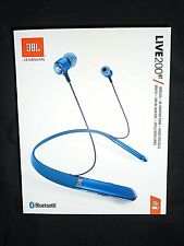 "JBL LIVE 200BT Wireless Headphones Blue -  - Hands-Free Calling ""NEW"""