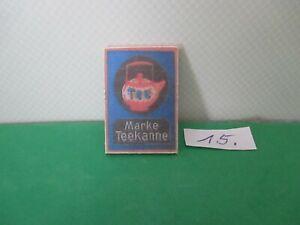 Reklame Schild  Miniatur für Puppenhaus/ Puppenstube   (15.)