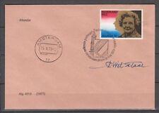 # NEDERLAND nr. 1174 op brief, spec.st., Handtekening ontwerper P. WELSELAAR.