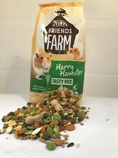 More details for tiny friends farm harry hamster - complete food 700g - buy 2 and save