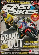 Fast Bikes UK 2014 Rider Cup Brilliant Buying Guide July 2014 FREE SHIPPING