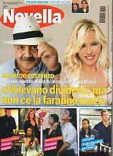 Novella 2007 44.MAURIZIO COSTANZO-MARIA DE FILIPPI,INES SASTRE,ANNALISA MINETTI