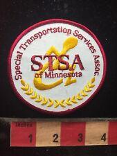 STSA - Special Transportation Services Association Of Minnesota Patch 79K