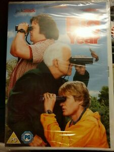 The Big Year (DVD, 2012).New, sealed