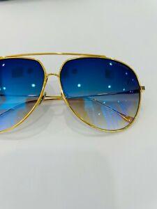 DITA sunglasses model CONDOR 21005 colour J-18K Gold (NEW) Made in Japan