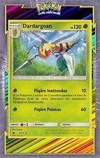 Dardargnan - SL4:Invasion Carmin - 3/111 - Carte Pokemon Neuve Française