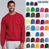 Gildan Heavy Blend Adults Crew Neck Sweatshirt 18000 - Men's Long Sleeve Hoodie