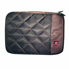 "Black 10"" Portable Soft Carry Case Sleeve iPad, Sony, Dell, HP, Laptop, Netbook"