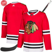 Chicago Blackhawks Men's Red Ice Hockey Jersey Size M to 3XL