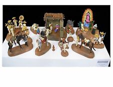 Mexican Revolution Nativity Emiliano Zapata by Israel Soteno folk art Zapatista