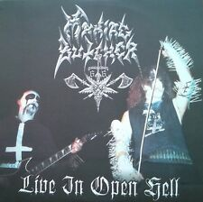 Maniac Butcher ‎– Live In Open Hell (Vinyl 2005) Limited Edition FBP-044 Rar!!!
