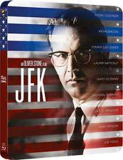 JFK (STEELBOOK) - BLU-RAY
