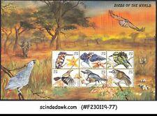 NEVIS - 1999 BIRDS OF THE WORLD - MINIATURE SHEET MNH