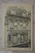 """CPA """" DIJON - Maison des Ambassadeurs *** non partagée à l'arrière ***"""