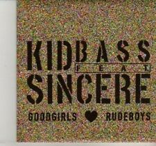 (DI381) Kid Bass ft Sincere, Goodgirls Love Rudeboys - 2009 DJ CD