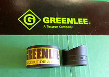 GREENLEE 3/4 CONDUIT PUNCH AND DIE KNOCKOUT, BRAND NEW, FAST SHIPPING!