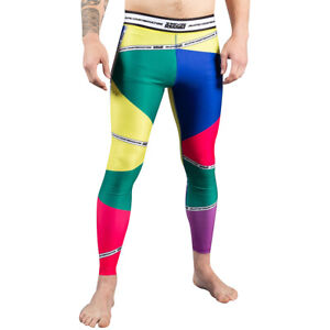 Scramble Rainbow MMA Grappling Spats